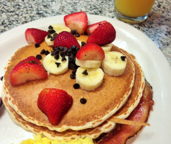 Maureen's Kitchen Pancakes
