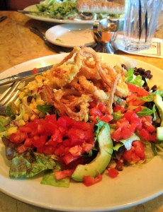 The Cheesecake Factory BBQ Ranch Salad