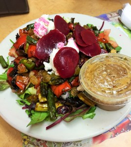 Warm Cold Salad from Mother Kelly's