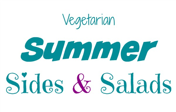 vegetarian summer sides and salads