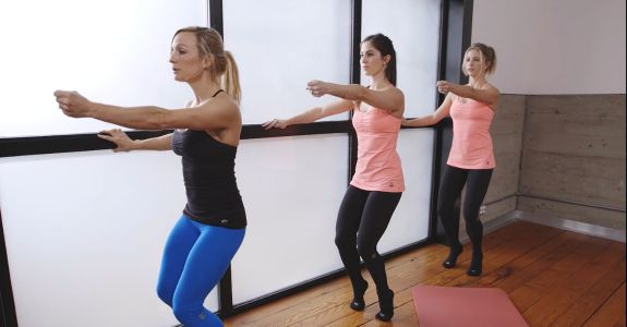 pure barre online workout review