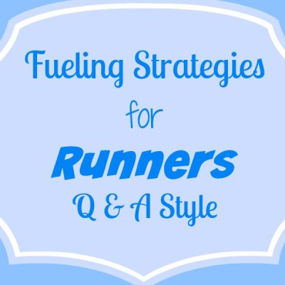fueling strategies for runners