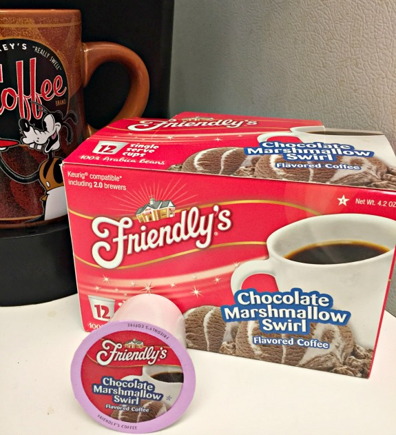 Friendly's Chocolate Marshmallow Coffee