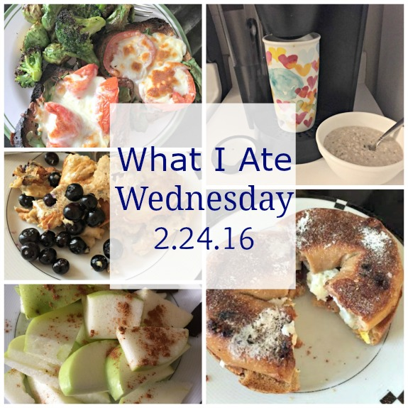 What I Ate Wednesday 2-24-16