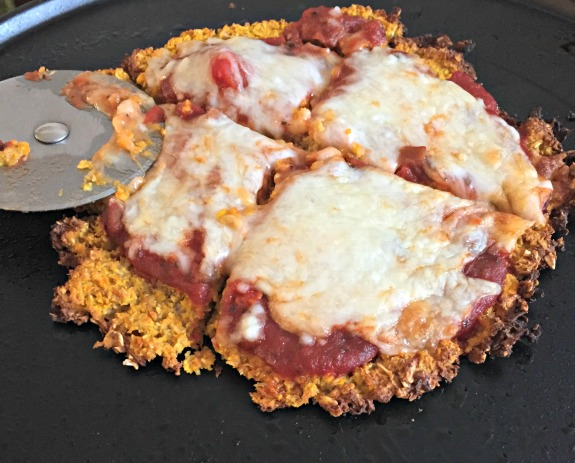 Recipe Challenge: Sweet Potato Pizza Crust
