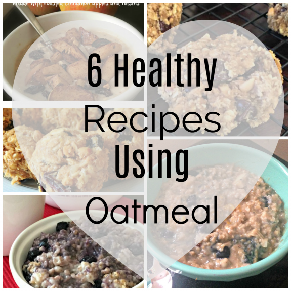 6 Healthy Recipes Using Oatmeal To Try Today