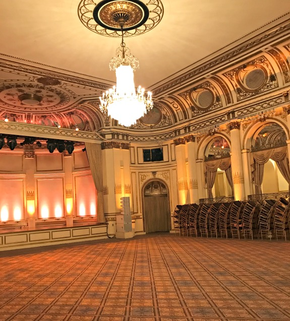 The Plaza Ballroom