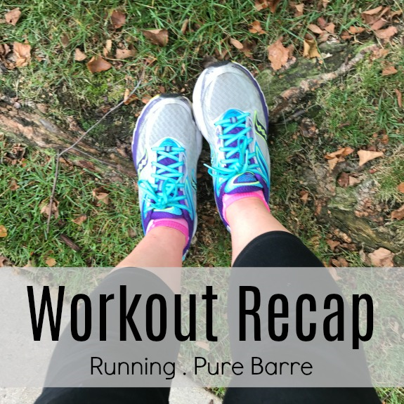Natural Running Tendency + Cold Muscles + Workout Recap