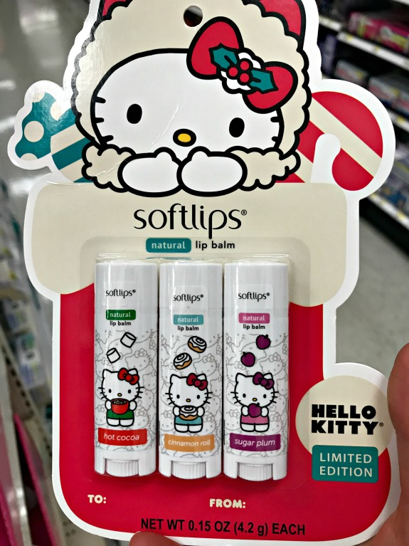 hello kitty lip balms