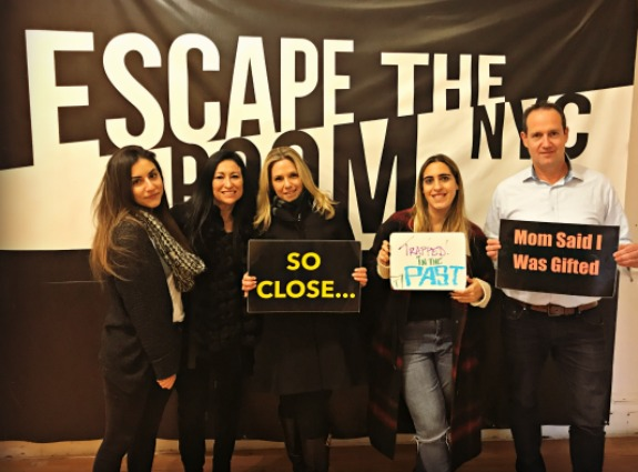 escape the room NYC