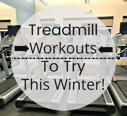 Indoor Workout Choices (Plus Weekly Workout Recap)