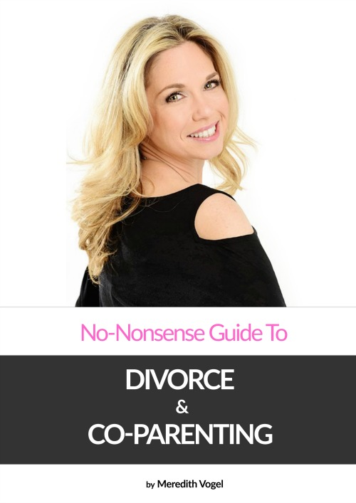 No-Nonsense Guide To Divorce & Co-Parenting