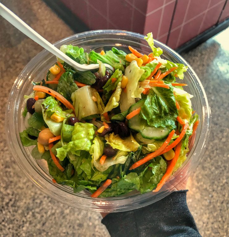 chopped salad at citifield