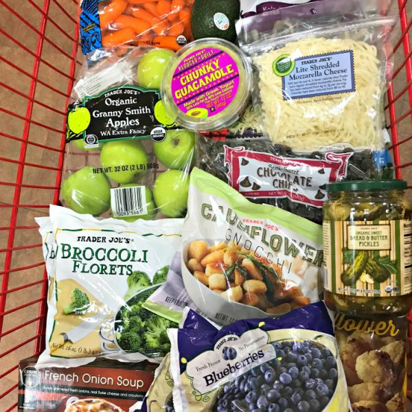 Trader Joe's Cauliflower Gnocchi & Recent TJ Shop