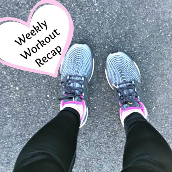 Workout Recap: Easy Runs + Less Sleep + PMS Week