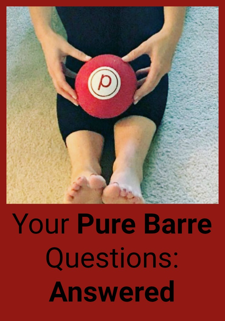 All of your Pure Barre questions are answered on the blog with additional tips and advice!