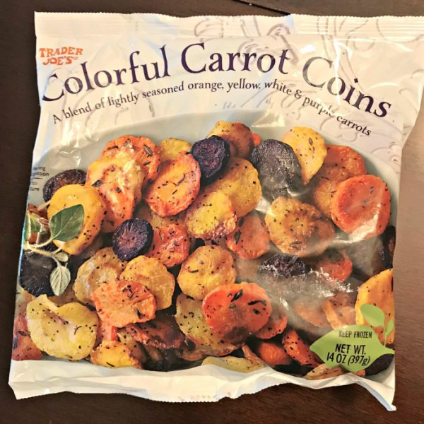 Trader Joe's Colorful Carrot Coins Are Back!