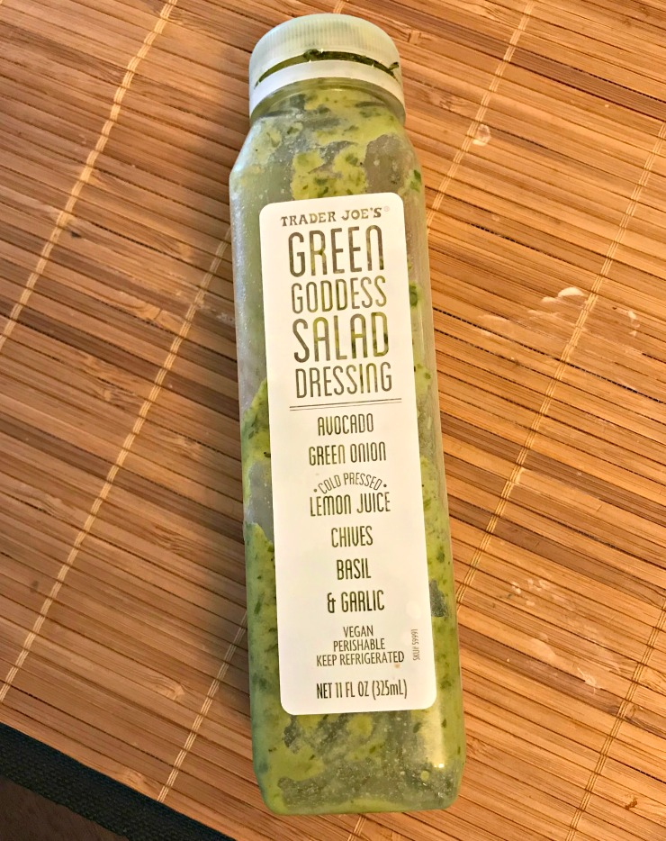 Trader Joe's green goddess dressing
