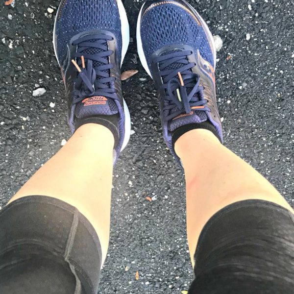 Need New Running Shoes + Workouts From The Week