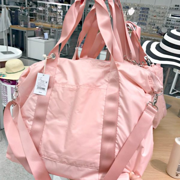Pink is My Color + Target Bag Finds!