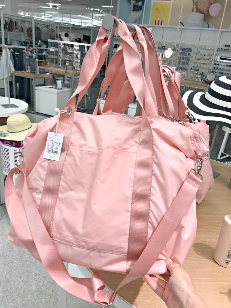 6187f6e828c9 Pink is My Color + Target Bag Finds! - The Cookie ChRUNicles