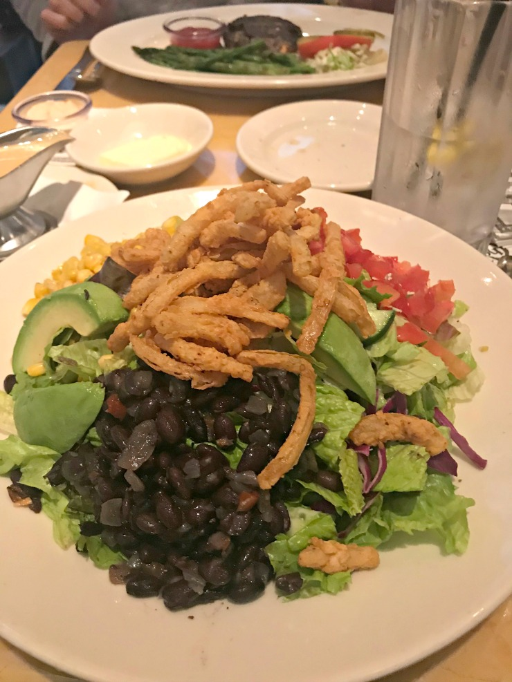 Cheesecake Factory salad