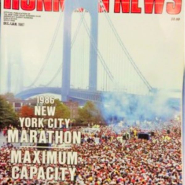New York City Marathon Memories