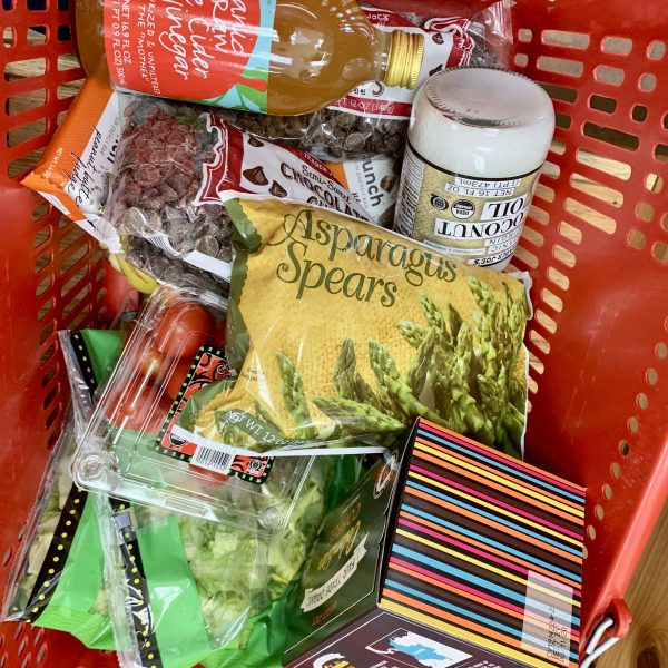 What I bought recently at Trader Joe's + Whole Foods