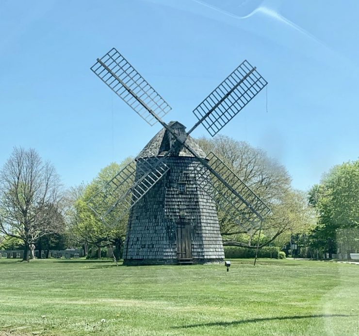 out east windmill