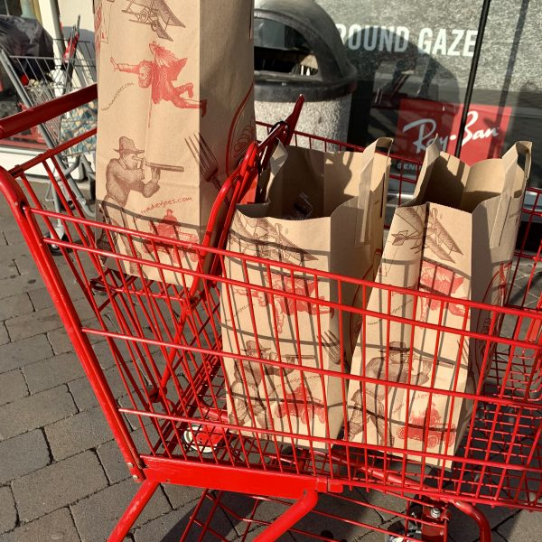 What Day Is It + Went To Trader Joe's (!!) + Recent Meals