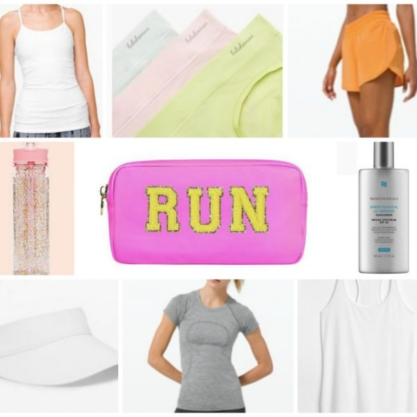My Favorite Summer Workout Gear (Clothes + Accessories)