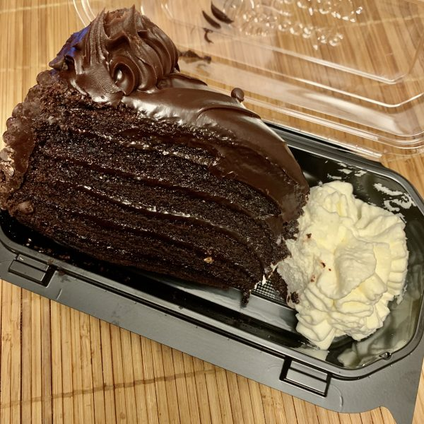 Cake To Make It All Better + Rainy Workouts From Week