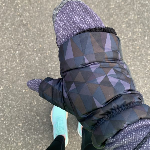 Less Running May Become A Trend For Me + Favorite Running Mittens