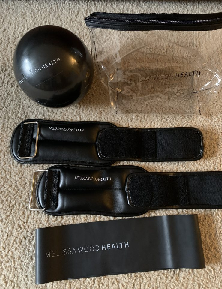 Melissa wood health prop kit